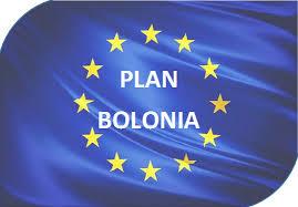 Bandera europea - Plan Bolonia